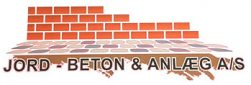 JORD · BETON & ANLÆG Logo